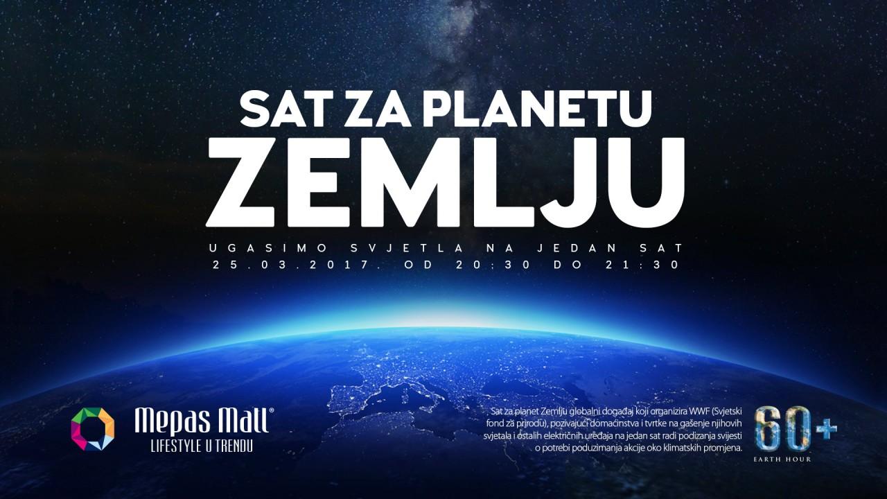 Sat za planetu Zemlju u Mepas Mallu