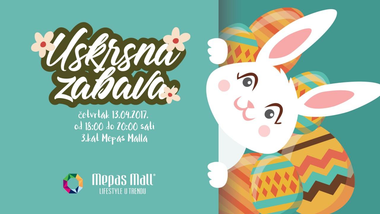 Uskrsna zabava u Mepas Mallu