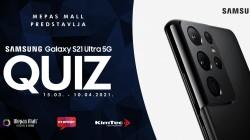 Samsung Galaxy S21 Ultra Quiz