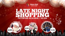 Late Night Shopping u Mepas Mallu
