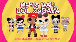 Mepas Mall L.O.L. Party