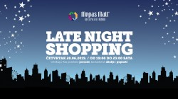 Mepas Mall Late Night Shopping