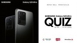 Samsung Galaxy S20 Ultra Quiz
