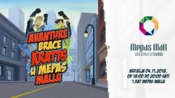 Avanture braće Kratts u Mepas Mallu