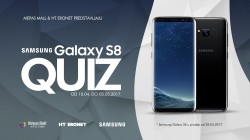 SAMSUNG GALAXY S8 QUIZ