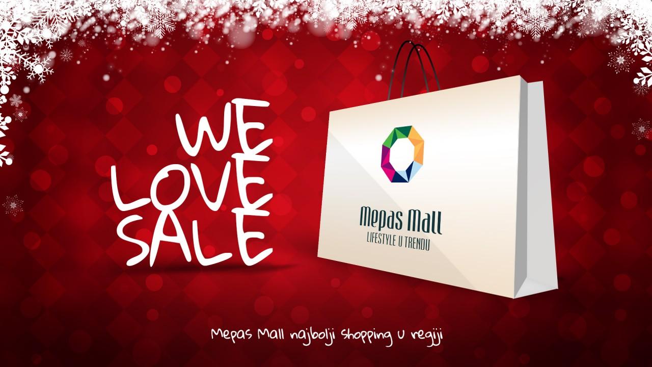 Zimska sniženja u Mepas Mallu