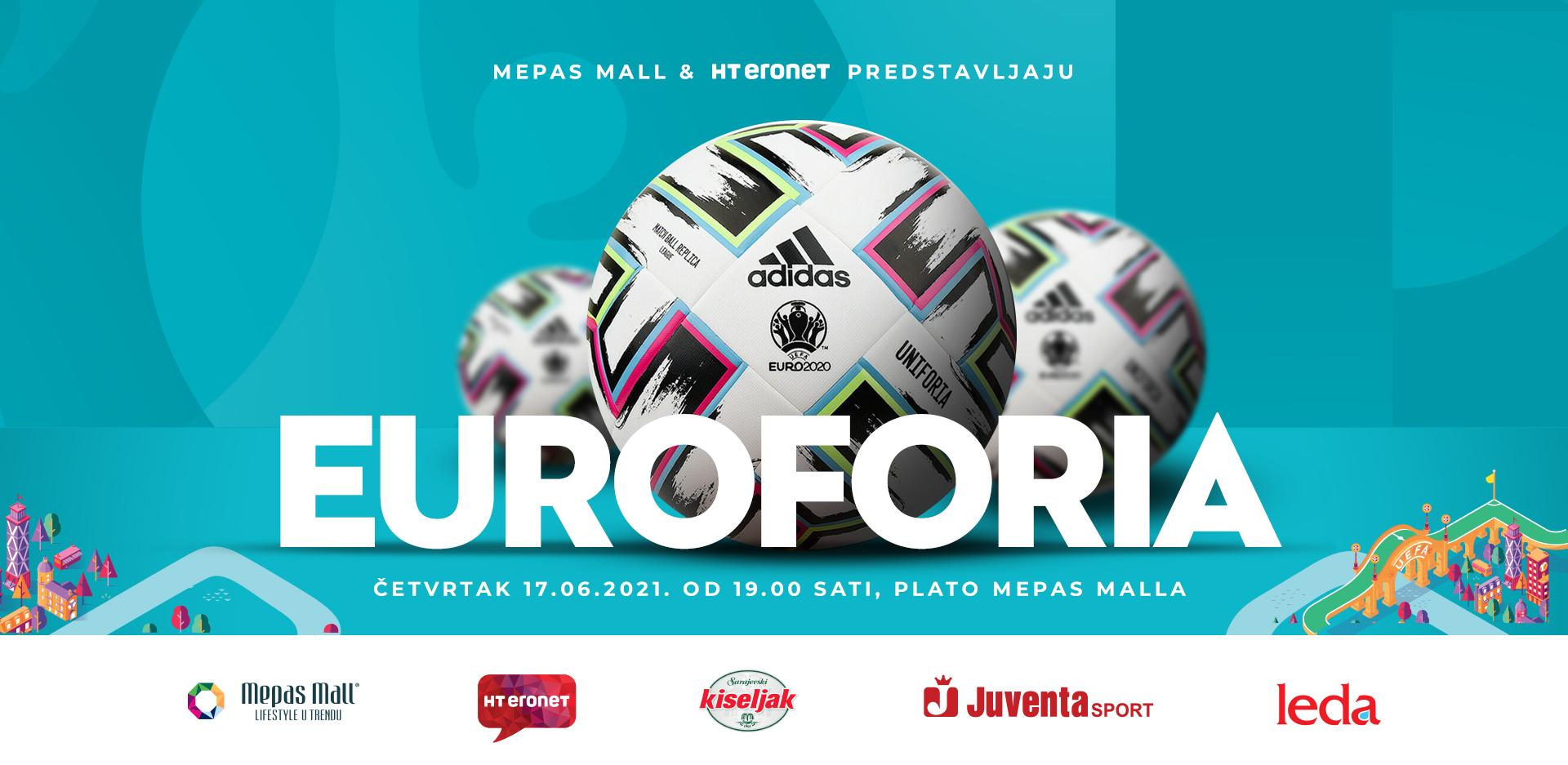 Mepas Mall i HT Eronet EUROFORIA