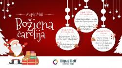 Mepas Mall Božićna čarolija