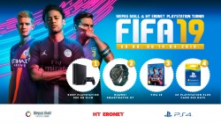 Mepas Mall & HT Eronet PlayStation turnir FIFA 19