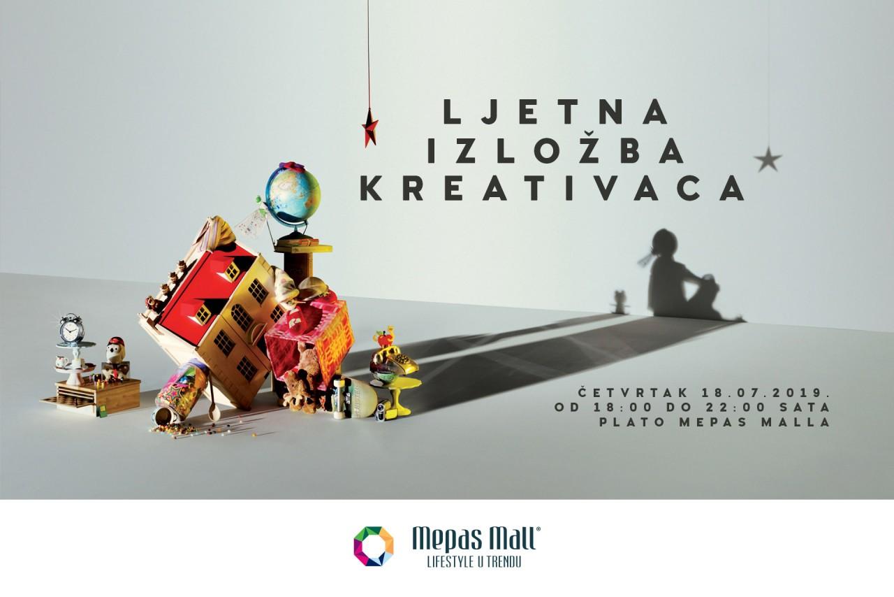 Ljetna izložba kreativaca