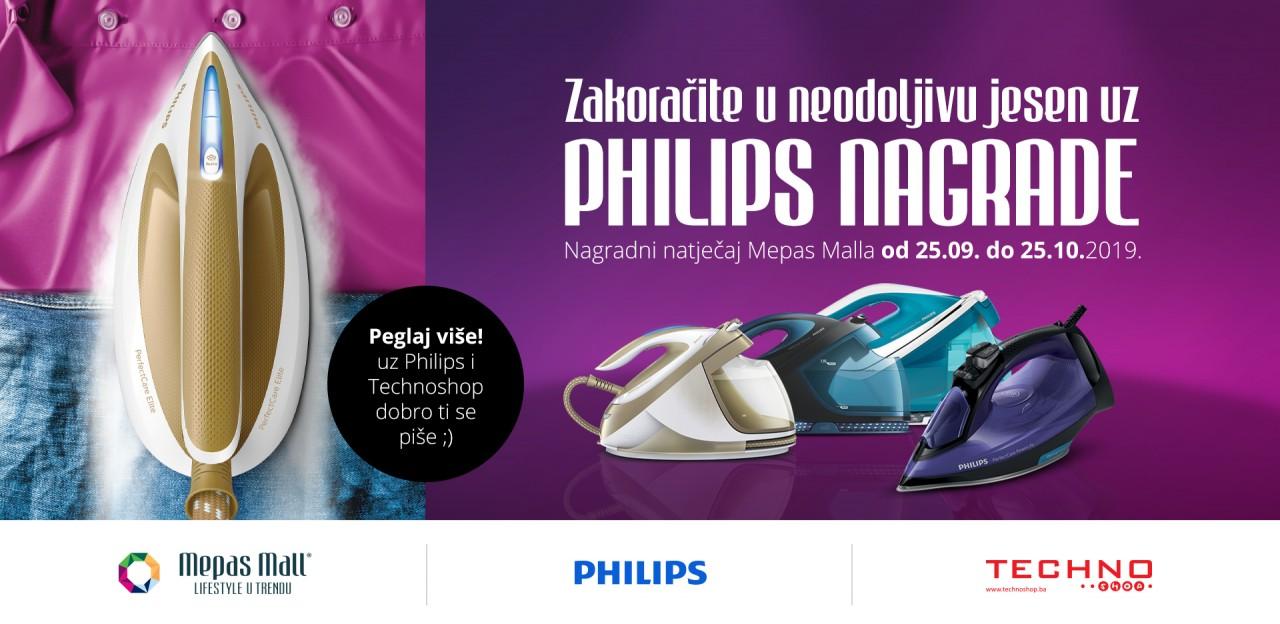 Zakoračite u neodoljivu jesen uz Philips nagrade