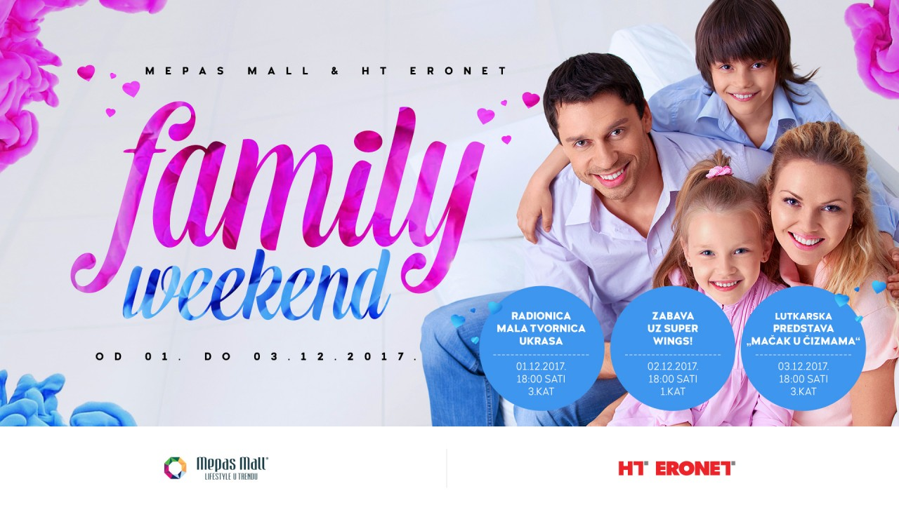 MEPAS MALL & HT ERONET FAMILY WEEKEND