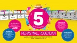 Mepas Mall slavi peti rođendan