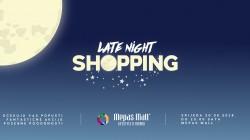 Mepas Mall Late Night Shopping