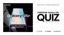SAMSUNG GALAXY S10+ QUIZ