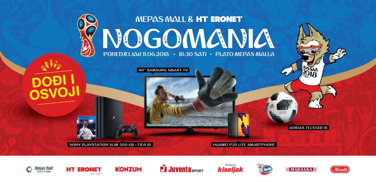 MEPAS MALL & HT ERONET NOGOMANIA