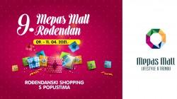 Mepas Mall slavi 9. rođendan!