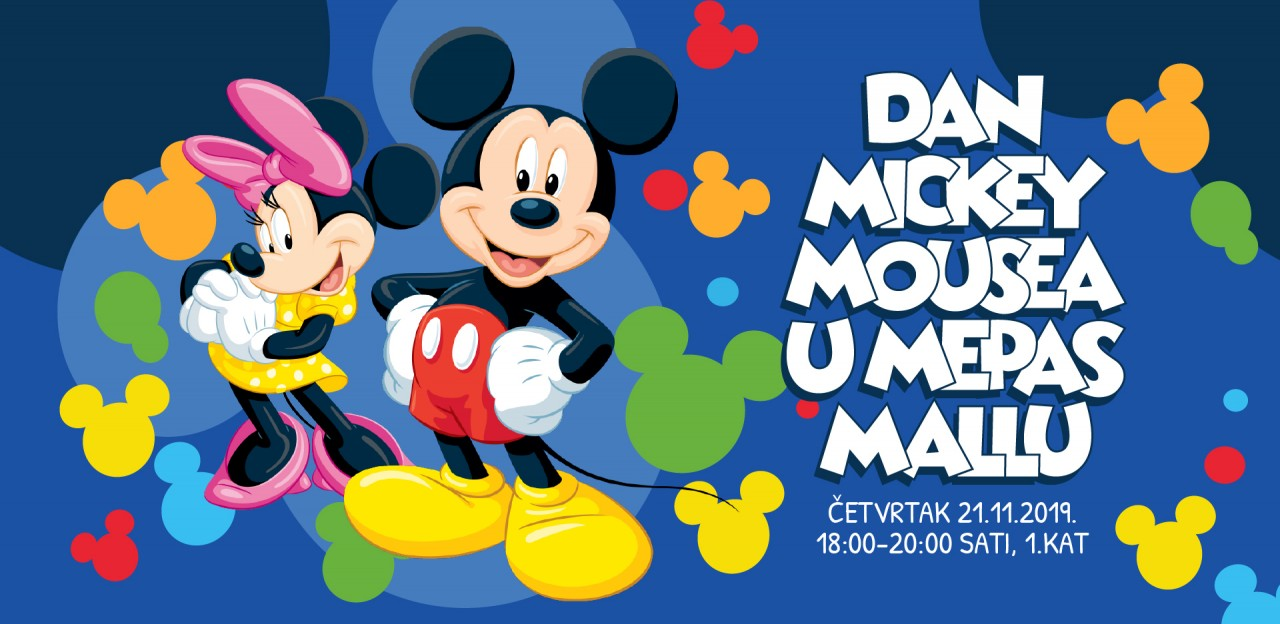 Dan Mickey Mousea u Mepas Mallu
