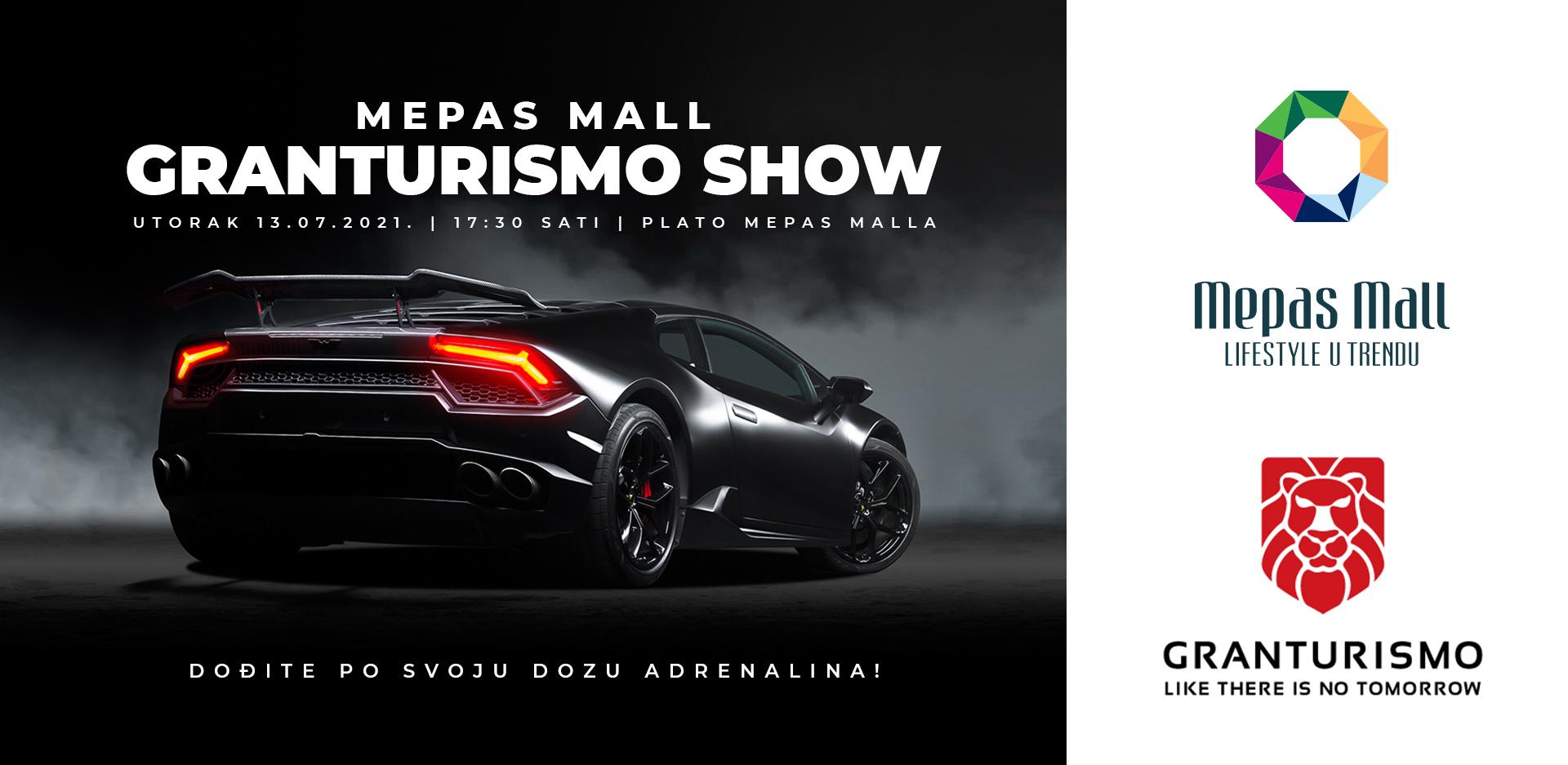 Mepas Mall Granturismo Show 2021